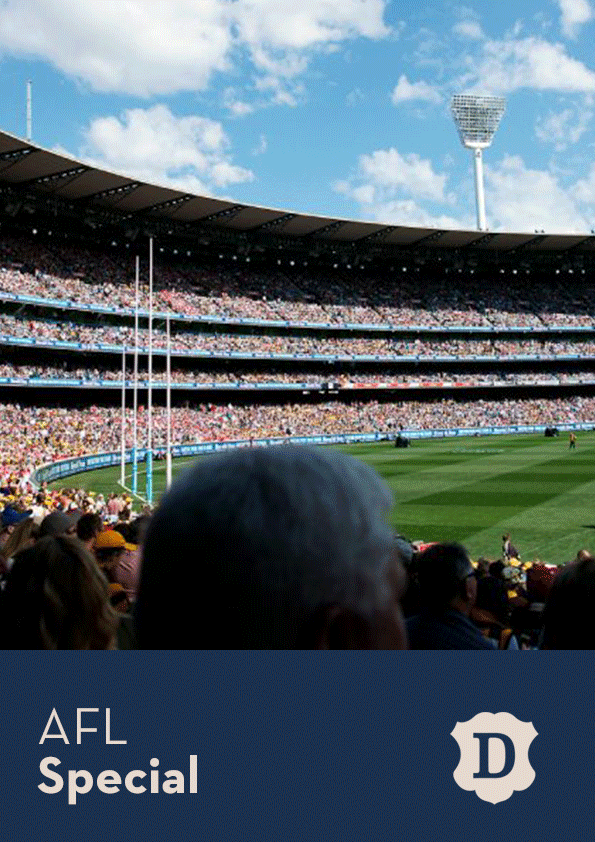 AFL at The Duke of Wellington, Sports Bar Melbourne