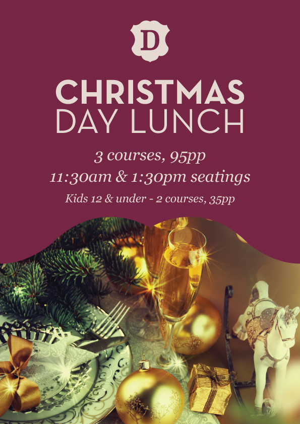 Christmas Day Lunch - The Duke