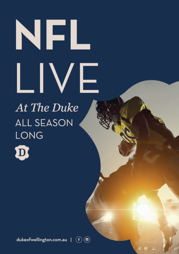 NFL Live at the Duke