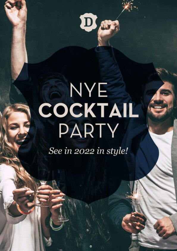 NYE Cocktail Party